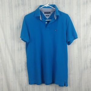 Tommy Hilfiger custom fit polo shirt size M